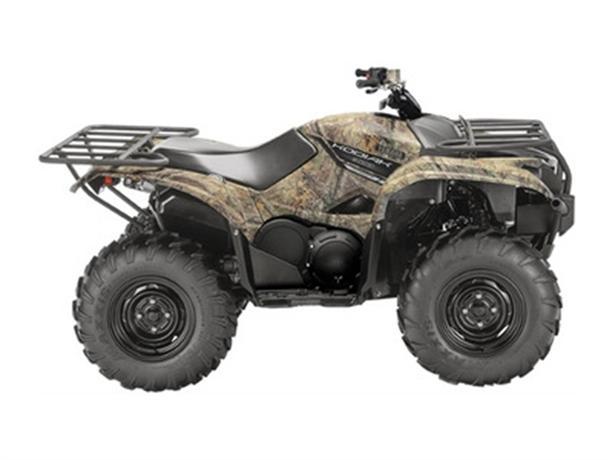2018 Yamaha Kodiak 700 Camo