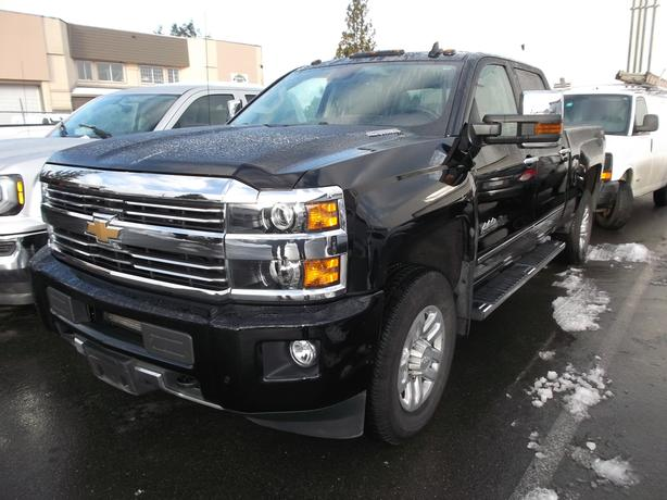 2016 CHEVROLET 3500 HIGH COUNTRY DIESEL 4X4 FOR SALE