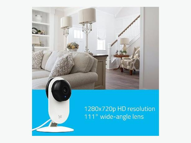 YI Home Camera HD Wireless Home Security Video Monitor Night Vision
