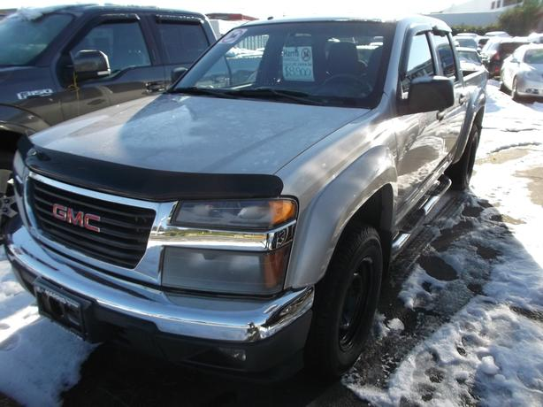2007 GMC CANYON CREW CAB FOR SALE