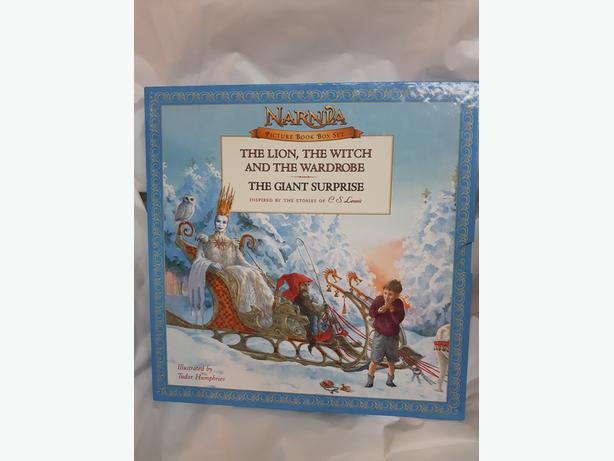 Narnia, Picture book Box Set The Lion the Witch and the wardrobe