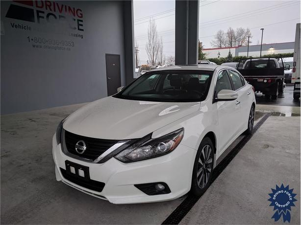2016 Nissan Altima 2.5 SL Tech