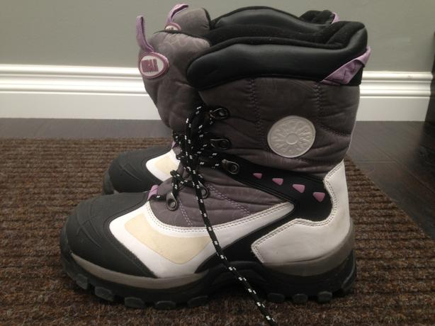 Ankle Winter Boots Cougar