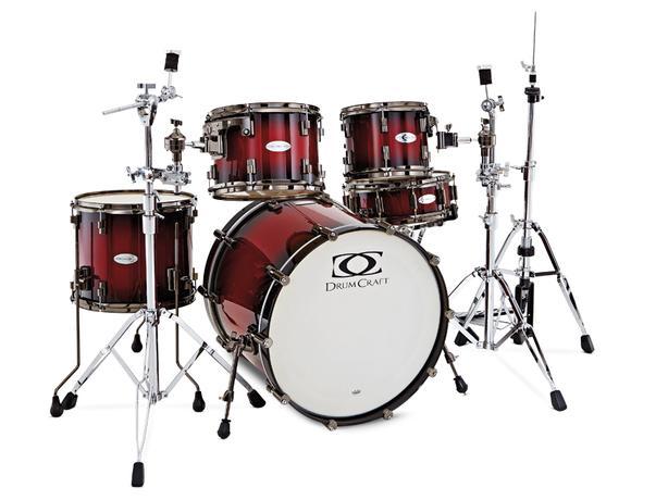 WANTED: Drumcraft Series 8