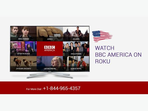 How to watch BBC America on Roku