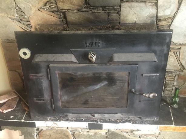 Wilk fireplace insert