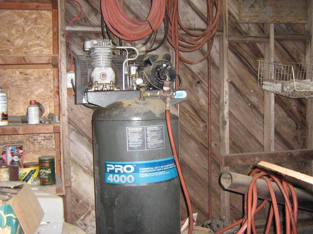 campbellhaus compressor& tools