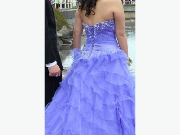 Prom Dress - Alfred Angelo