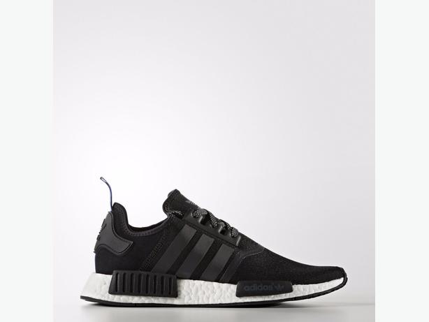 authentic quality get online fashion styles ADIDAS NMD R1 ORIGINALS MEN'S RUNNING SHOES BLACK/CORE ...