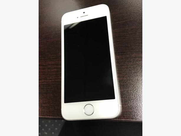 iphone 5se, 64g, white - great condition