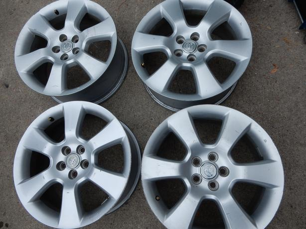 "Mazda RX-8	 18"" OEM Wheel Rim	5 spoke"