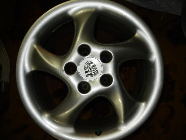 18 INCH Porsche -911   Turbo Twist Cup3  Alloy Wheels PORSCHE 911