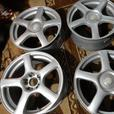 18 INCH  ACURA MDX RIMS (ALPINE ULTRA RIMS)  5x120mm bolt pattern  WITH TPMS