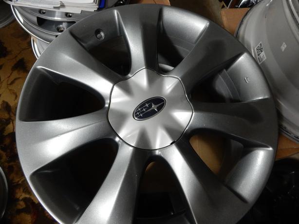 """Subaru Tribeca 2014 18"""" OEM Wheel + TPMSSubaru-18"""