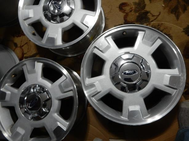 F150 17 inch Finish: Silver Machined RIMS	 2009-2014	17INCH F150