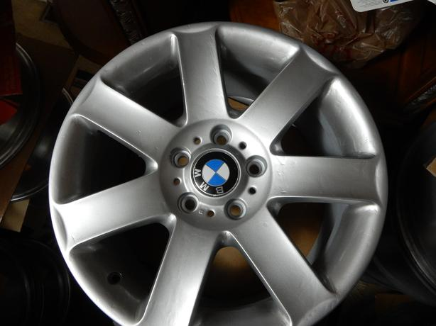 17 inch BMW 3 Series Rims (E46 Summer Wheels / Styling 44) 		Bmw 3 Series