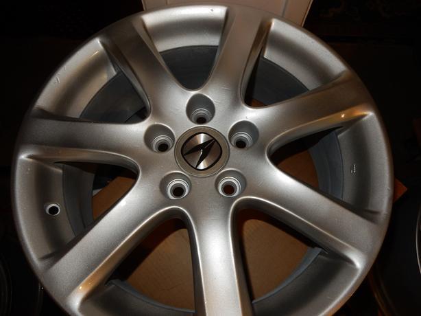 Acura TSX, TL, CSX,RSX rims (FITS OTHER HONDA/ACURA MODELS