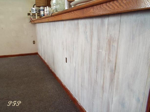 Rustic Shiplap Paneling and Ceiling - Whistler, BC