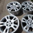 17 INCH ACURA MDX ALLOY STOCK RIMS WITH TPMSJAAY 0002