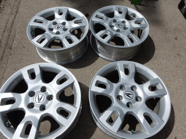 INCH ACURA MDX ALLOY STOCK RIMS WITH TPMS JAAY North West - Acura stock rims
