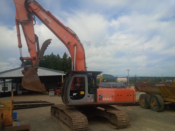 Hitachi EX330 LC-5 Excavator Parts