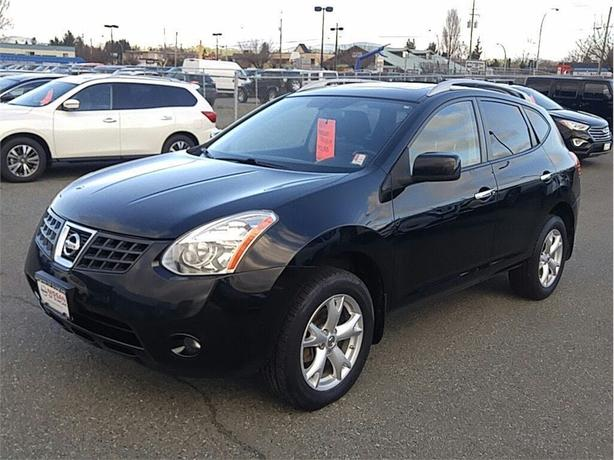 2010 Nissan Rogue SL AWD BC VEHICLE WELL TAKEN CARE OF