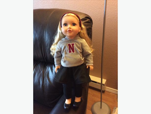 New 18-inch Newberry Doll Emma