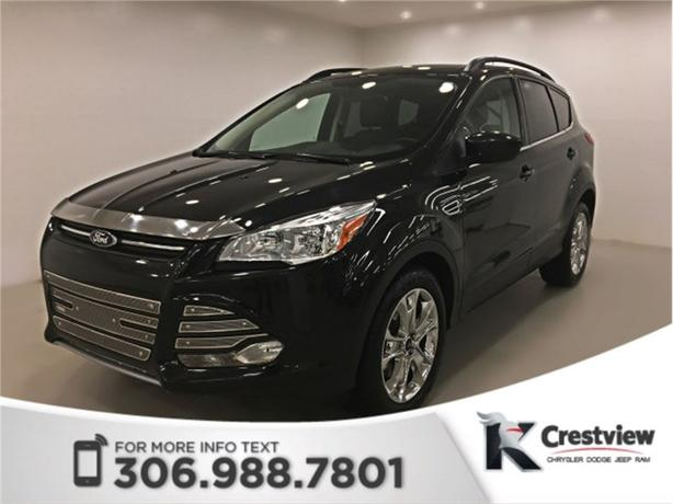 2015 Ford Escape SE | Leather Heated Seats | Navigation