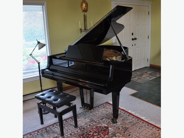 Petrof Grand Piano