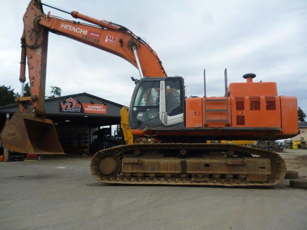 Hitachi ZX450 LC-3 Excavator Parts