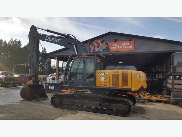 John Deere 240D LC Excavator Parts