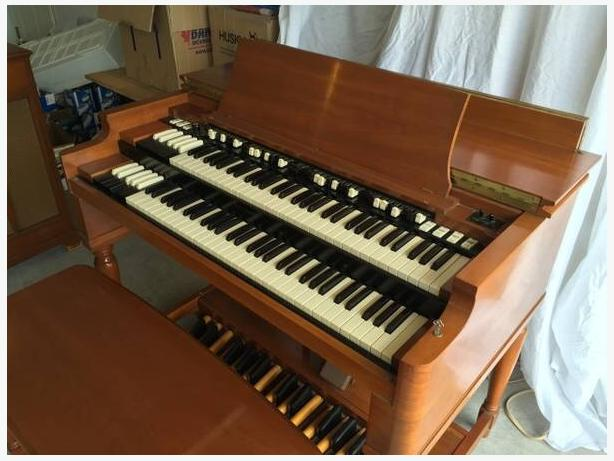 WANTED: large old hammond church organ & tone cab leslie etc