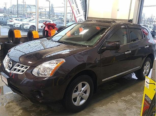 2013 Nissan Rogue S FWD SPECIAL EDITION