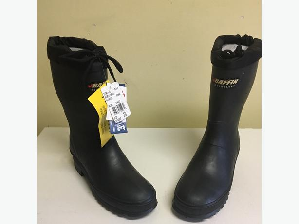 Womens  STORM -30 PLN W Rubber Waterproof / Insulated Boots Size 10 US