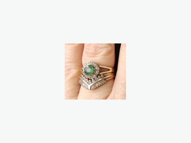 LOST Emerald ring - Reward-