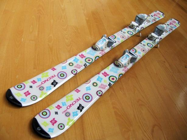 XT Girl Skis ~ 120cm