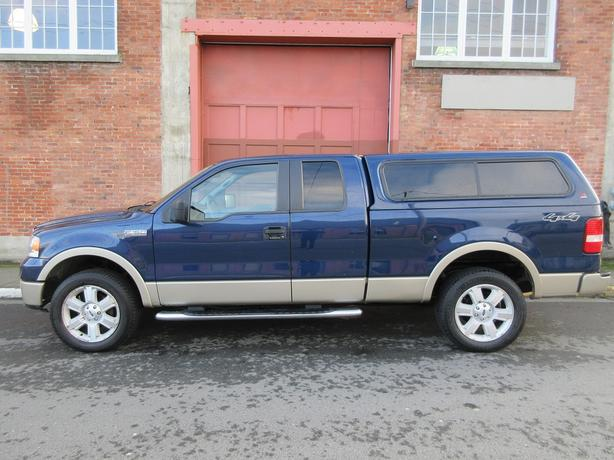 2007 Ford F-150 Lariat SuperCab 4x4