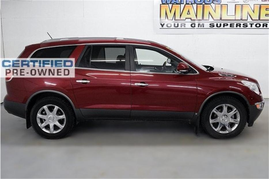Moncton Buick Enclave >> 2010 Buick Enclave CXL2 Other South Saskatchewan Location, Regina