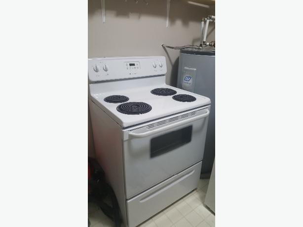 Good stove in good shape