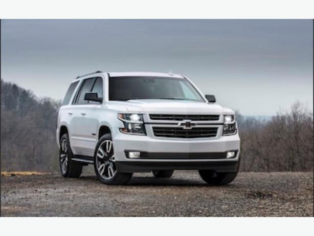 RST 2018 Chevy Tahoe 6.2L with Magnetic Ride Suspension