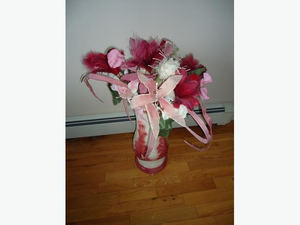 21 inch Ceramic Vase