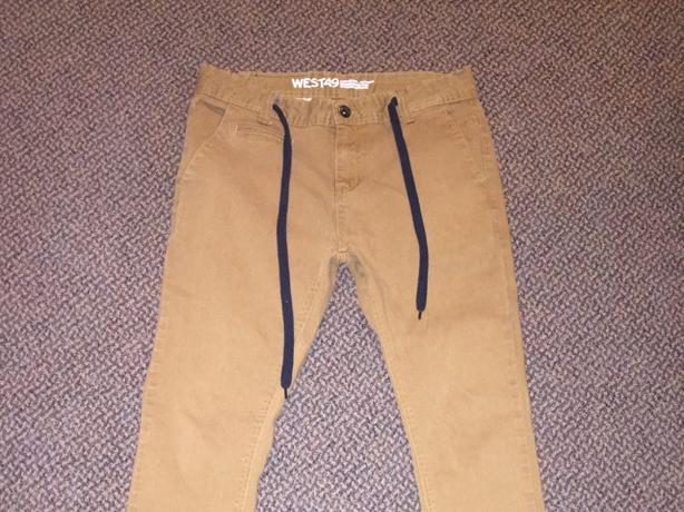 West forty nine brown pants