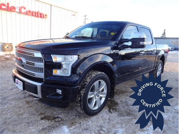 2016 Ford F-150 Platinum