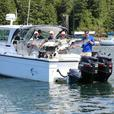 Book now for 2018 for Salmon and Halibut fishing