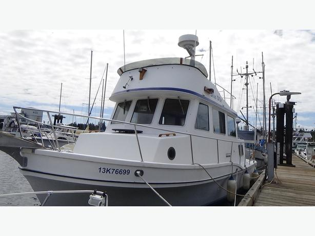 1979 / 34FT Double Eagle Coastal Cruiser