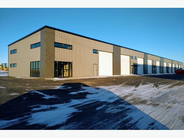 #9 - #12 Ratner Street - Premium Warehouse Space for Sale & Lease!