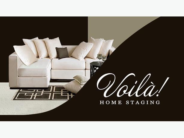 Voila! Home Staging