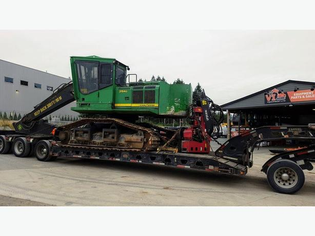 John Deere 2154D Forestry Machine Parts