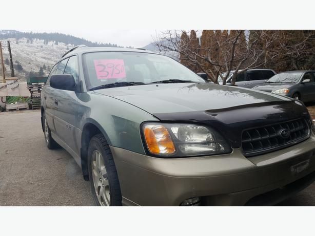 Subaru AWD OUTBACK