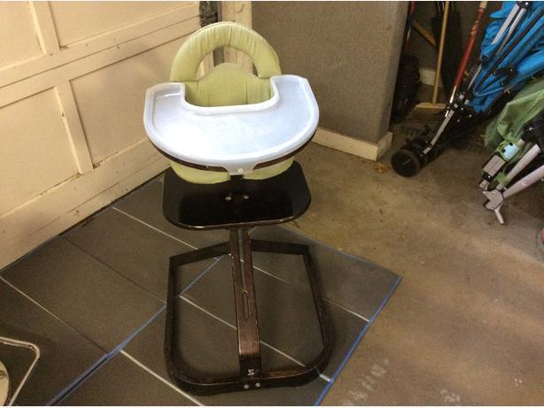 Authentic SVAN chair
